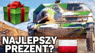 NAJLEPSZY PREZENT? - TKS w World of Tanks