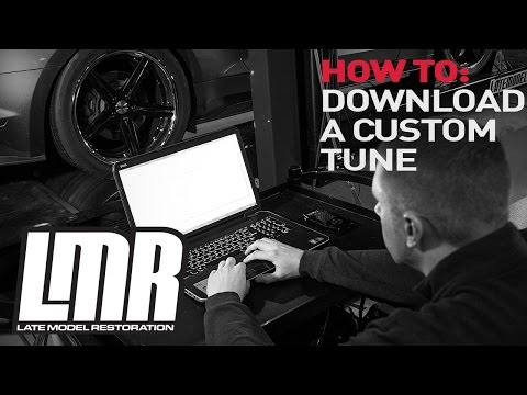 2011-19 Mustang SCT X4 Tuner w/ Custom Tune By Lund Racing by Lund Racing