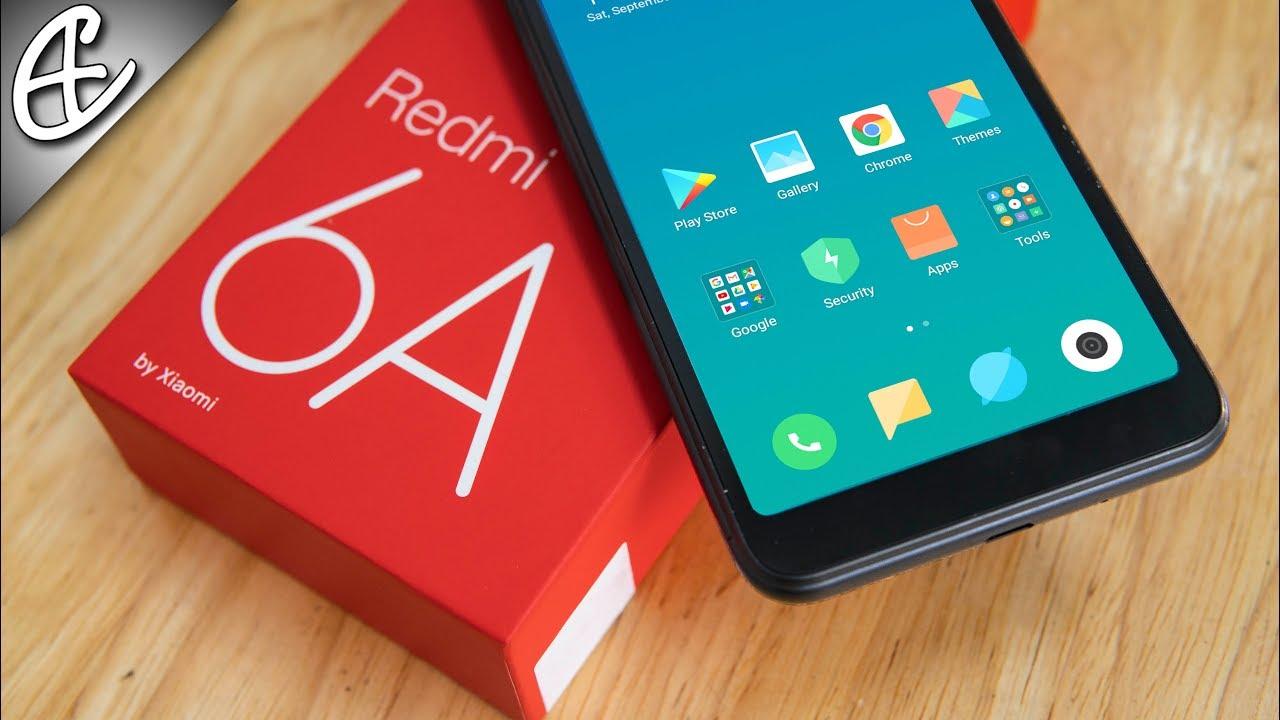Xiaomi Redmi 6A 32GB Video Review, Xiaomi Redmi 6A 32GB Mobile