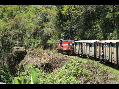 Madagascar 2016 train FCE VIDEO 1