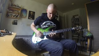 Haloo Helsinki! - Beibi (Guitar Cover)