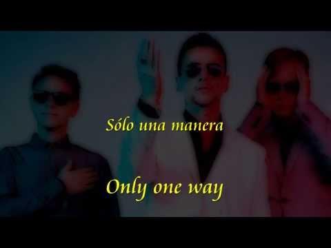 Depeche Mode - Soothe My Soul (Subtítulos Inglés-Español)