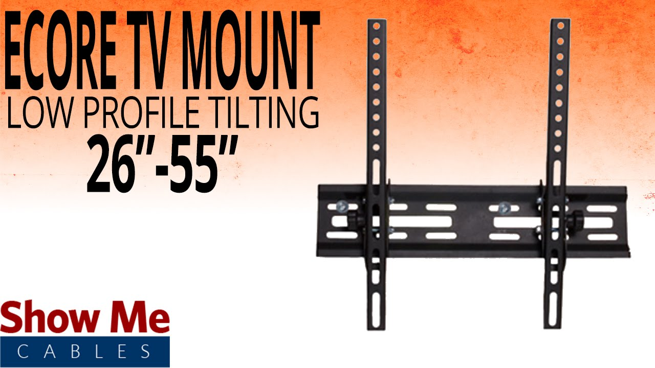 How To Install A Low Profile Tilting Tv Mount For Tvs Between 26 Ultra Wiring Diagram 55 17 315 001