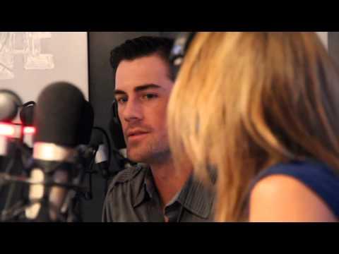 Cole and Heidi Hamels in Studio