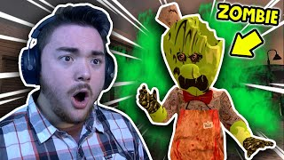 ROD BECOMES A ZOMBIE!?!? (+New Cutscene) | Ice Scream 2 Mobile Horror Gameplay