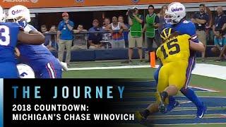 2018 Countdown: Chase Winovich | Michigan | Big Ten Football | The Journey