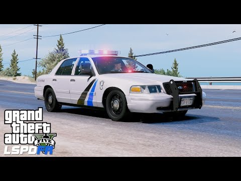 GTA 5 LSPDFR #579 State Week Day 3 - Colorado State Patrol Live Stream