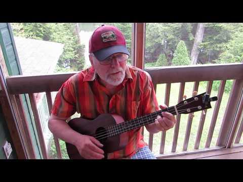 Buffalo Gal (baritone ukulele)