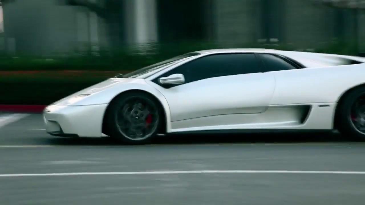 Lamborghini Diablo Vt 6 0 Engine And Drive Test Youtube
