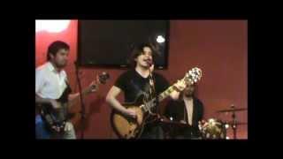 Mario Gutiérrez & Contracara - Fantasmas en la casa (25.09.12 Phonebox)