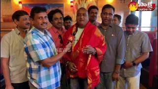 SVBC Chairman, Actor Prudhvi USA Tour | Sakshi Exclusive