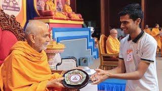 Guruhari Darshan 6-8 Jun 2019, Sarangpur, India