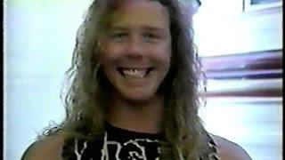 Metallica - Pure Rock's Monsters of Rock Report (1988) [Full TV Broadcast]