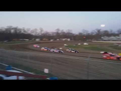 34 Raceway - 4/28/18 - Heat Race