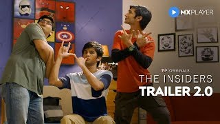The Insiders | Trailer 2.0 | MX Player | TVF Play