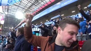 Выезд на матч ЦСКА - Зенит в Москву на новый стадион ВЭБ Арена