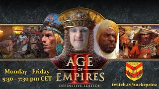 Age of Empires II: Definitive Edition #13 - 06.12.2019