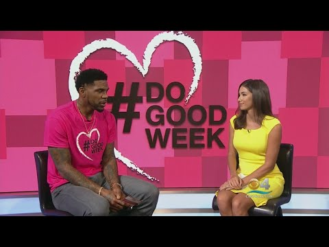 Heat Captain Udonis Haslem Paying It Forward For Miami Do Good Week