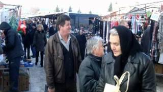 Gospićki motoristi častili, snimio Marko Čuljat, Ličke novine Lička televizija LTV Gospić.mpg