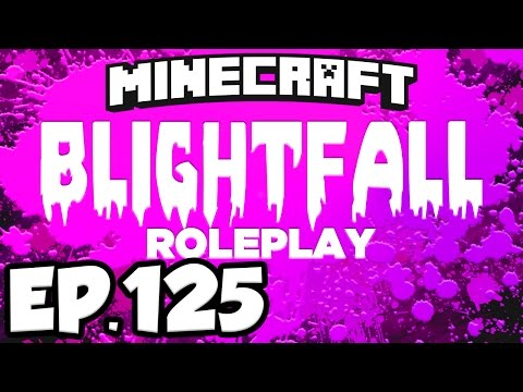 Blightfall: Minecraft Modded Adventure Ep.125 - THE SEARCH FOR BITUMEN!!! (Modded Roleplay)
