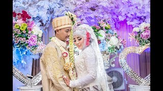 Wedding Reception Mira + Agus Pasuruan 29/8/18