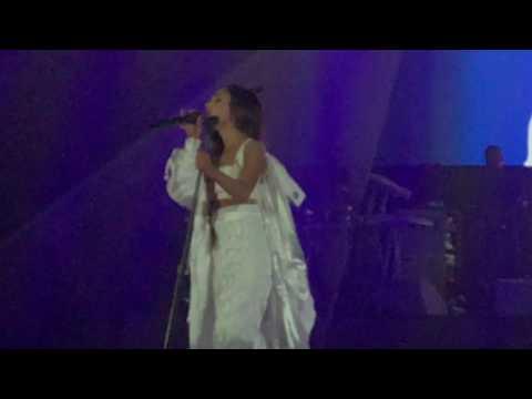 Leave Me Lovely - Ariana Grande Dangerous Woman Tour Mexico 2017 12 Julio