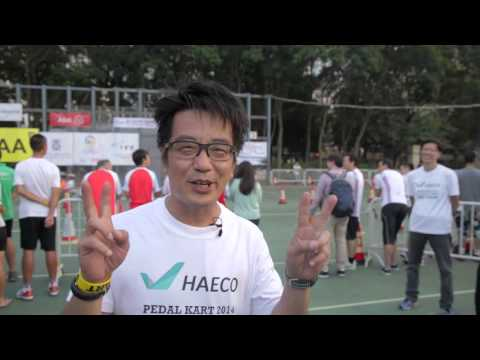 Hong Kong 2014 Charity Pedal Kart Grand Prix