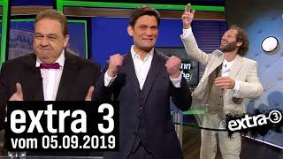 Extra 3 vom 05.09.2019