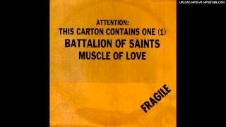 Battalion Of Saints - Muscle Of Love (Alice Cooper cover)