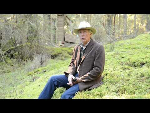 Author Randolph Carter Harrison on Lonesome Dove and Larry McMurtry