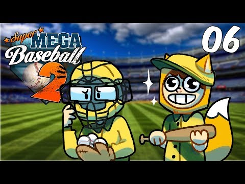 Foxman & Northernlion Play | Super Mega Baseball 2 - Ep. 6 - K