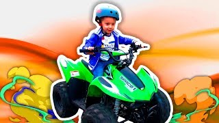 Nikita ride on children's  Quad Bike / Birthday gift Quad Bike Kayo for kids