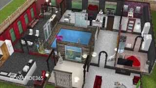 Sims Freeplay House Design #1