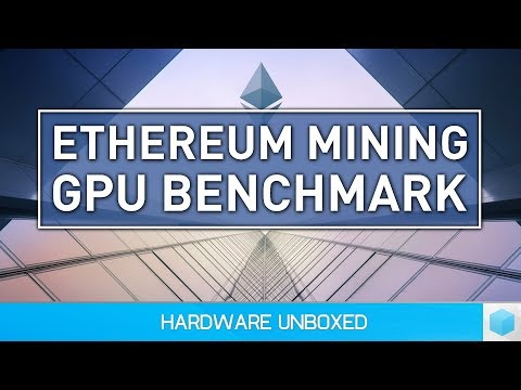 Ethereum Mining Benchmark: AMD RX Series Fall Behind Over Time!