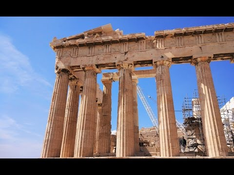 360 VR Tour | Athens | Parthenon | Parthenónas | Παρθενώνας | Acropolis | VR Walk | No comments tour