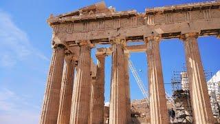 360 VR Tour | Athens | Parthenon | Parthenónas | Παρθενώνας | Acropolis | VR Walk | No comments tour