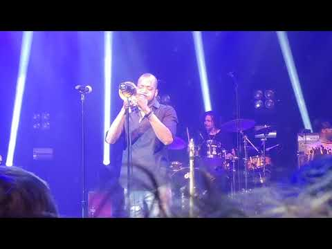 Trombone Shorty - Trumpet solo @ Shepherd's Bush Empire, in London 13/11/2017
