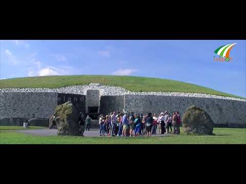 Knowth & Newgrange Megalithic Passage Tomb by Martin Varghese for Ivision Ireland