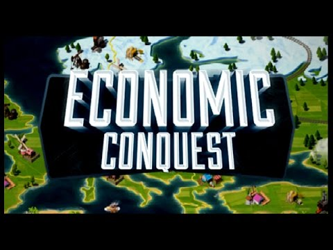 Let's Try Economic Conquest - (Tycoon Simulation Strategy Game)