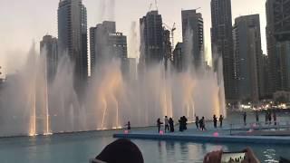 Power by EXO -Dubai Dancing Fountain ❤️EXO-L!