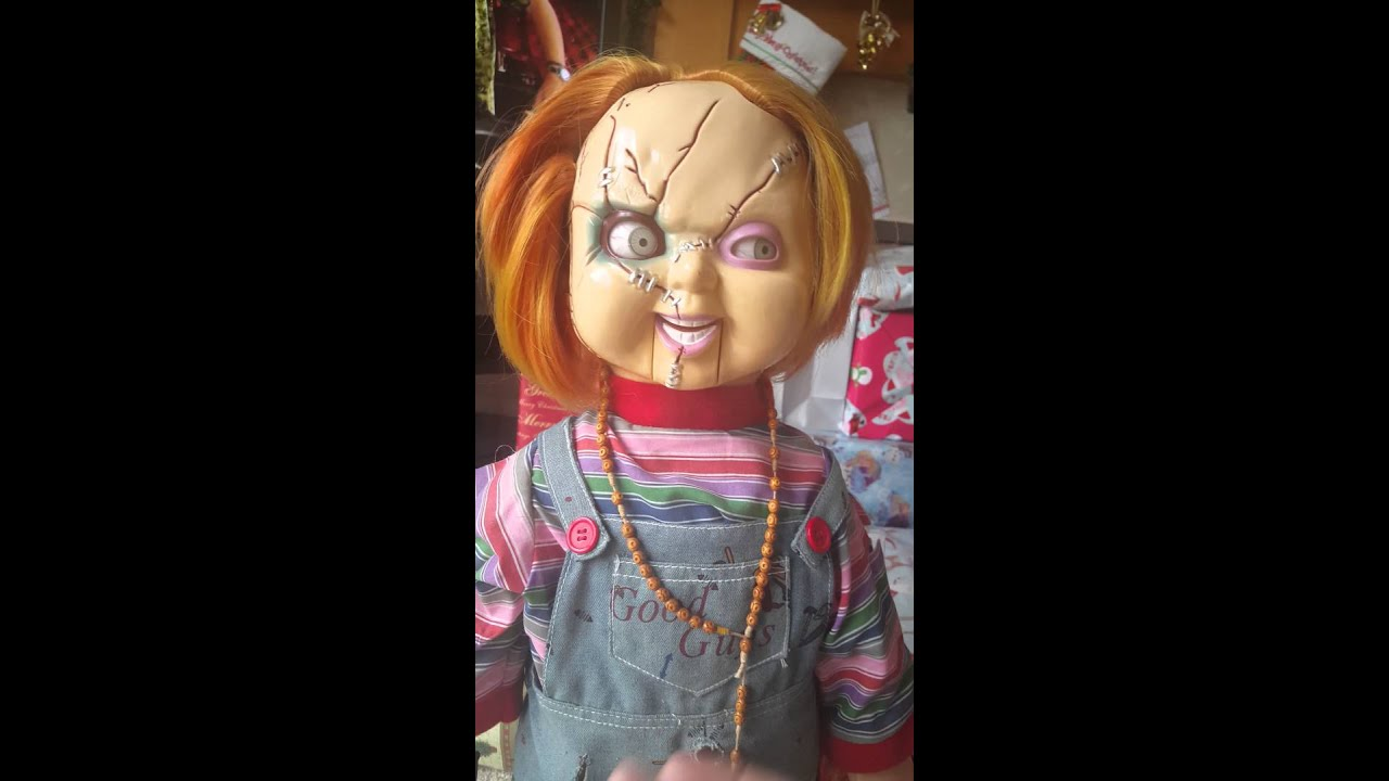 Chucky Talking Doll Youtube