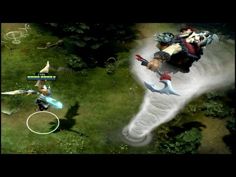 Dota 2 Tricks: the best counter to Eul's Scepter of Divinity!