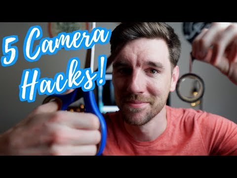 Sony a6000 - 5 Camera Hacks, Tips, Tricks! (2018)