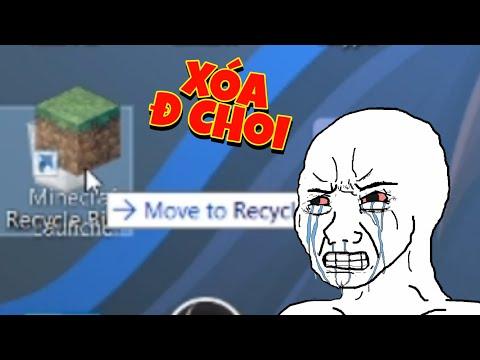 Video này sẽ khiến bạn muốn xóa Minecraft.....
