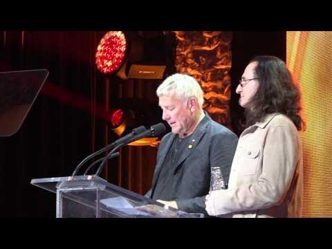 CMW   Rush   Receives Allan Slaight Award