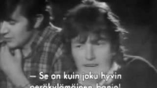 Spencer Davis Group / Steve Winwood interview, Finland 1967