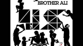 Brother Ali Bad Mufucker Pt II
