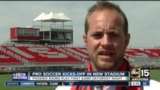 New Scottsdale soccer stadium intended to lure Major League Soccer team to Valley