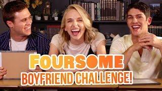 Boyfriend Challenge feat. JennxPenn, Cameron Moulene & Rahart Adams