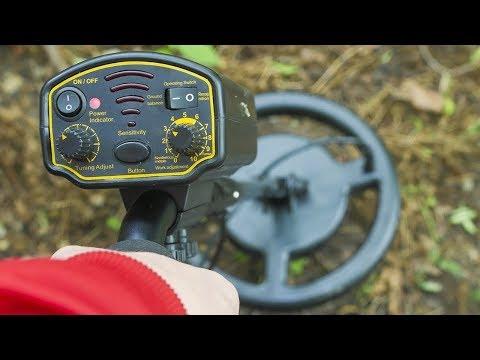Ищем КЛАД с Металлоискателем AR944M из ALIEXPRESS  Коп с Металлоискателем